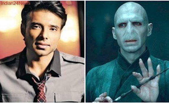Uday Chopra thinks Aditya Chopra has grown up to be Voldemort. But why?