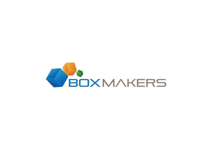 ::: Logo Design :::BOXMAKERS www.facebook.com/yourcreativepartner