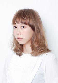 シフォンウェーブ - style-mono.hair-大阪市中央区南船場の美容室