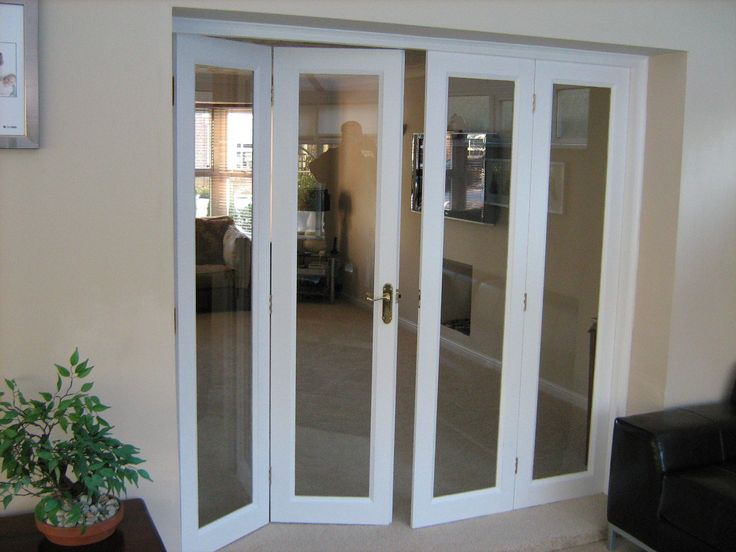 Folding doors by Merrin Joinery & 25 best Concertina Doors images on Pinterest | Kitchen extensions ... Pezcame.Com
