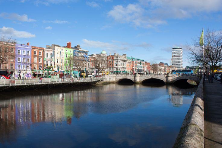 River Liffey, Dublin, Ireland