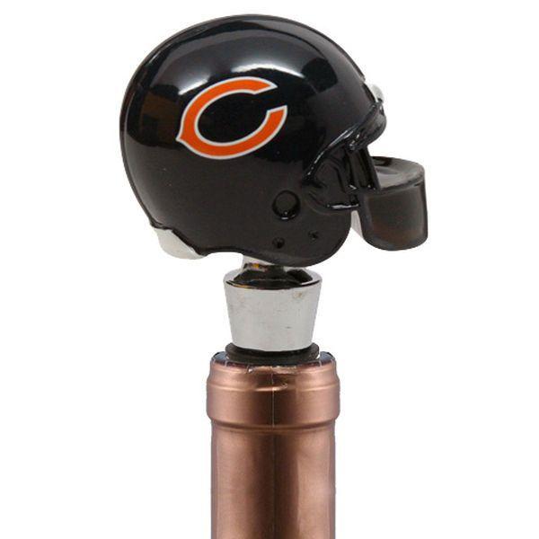 Chicago Bears Helmet Bottle Stopper - $19.99