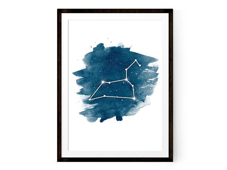 Art constellation Leo Zodiac Lion Constellation du zodiaque Star signe du zodiaque Constellation Leo imprimable affiche Constellation impression d'Art par ruPrint sur Etsy https://www.etsy.com/ca-fr/listing/288153405/art-constellation-leo-zodiac-lion
