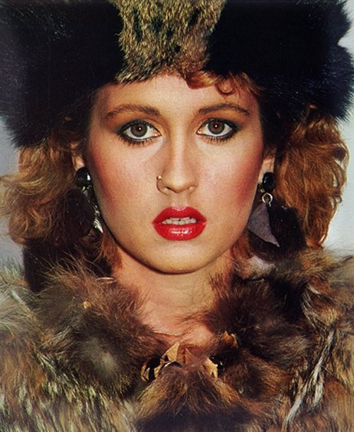 Teena Marie [1956 - 2010] was known for her distinctive soulful vocals which initially caused many listeners to believe she was black. Her success in R & B and soul and loyalty to these genres would earn her the title Ivory Queen of Soul. She played rhythm guitar, keyboards and congas. She also wrote, produced, sang, and arranged virtually all of her songs since her 1980 release, Irons in the Fire, which she later said was her favorite album.