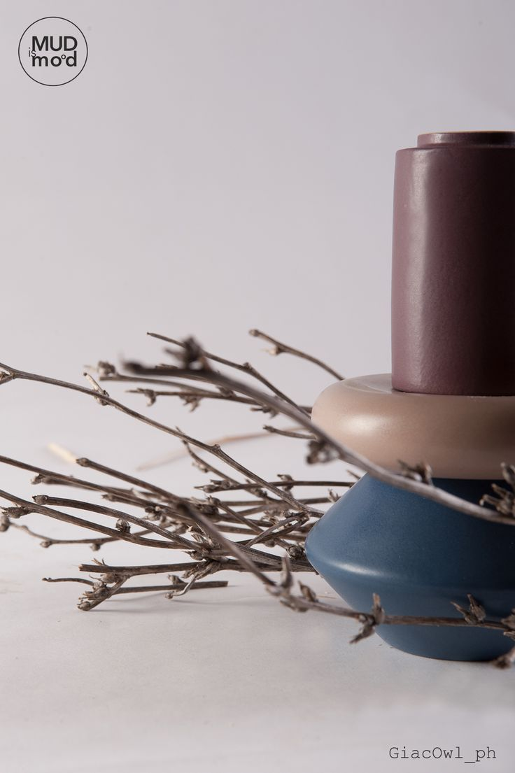 design_furniture_candle_holder_ceramics_madeinitaly_Intersezioni_collection_lago_color