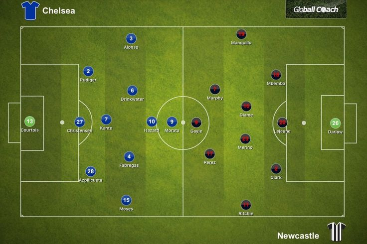 Fàbregas, Moses, Hazard key in Chelsea overcoming poor start against Newcastle — tactical analysis
