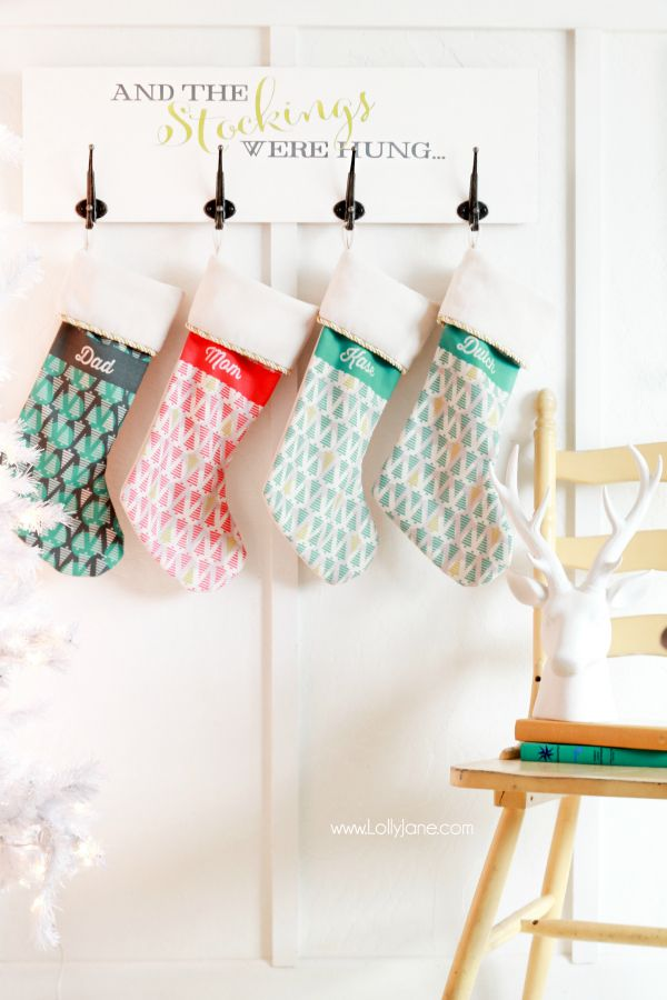 The 25+ best Stocking holders for mantle ideas on Pinterest