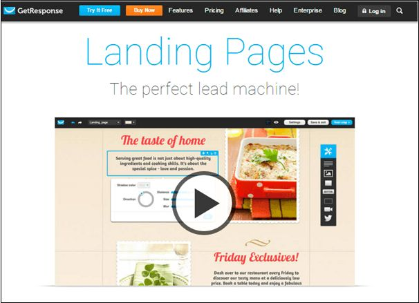 HubSpot vs. GetResponse Landing Page Creator Review: Which provide Best Landing Pages?   All Digital Trends