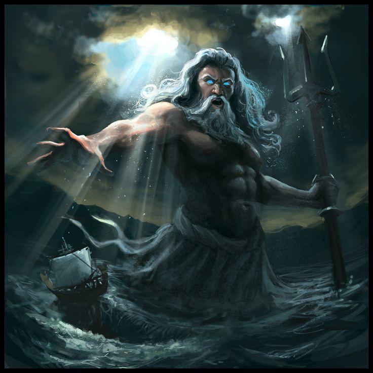 Poseidon (Neptune)                                                       …