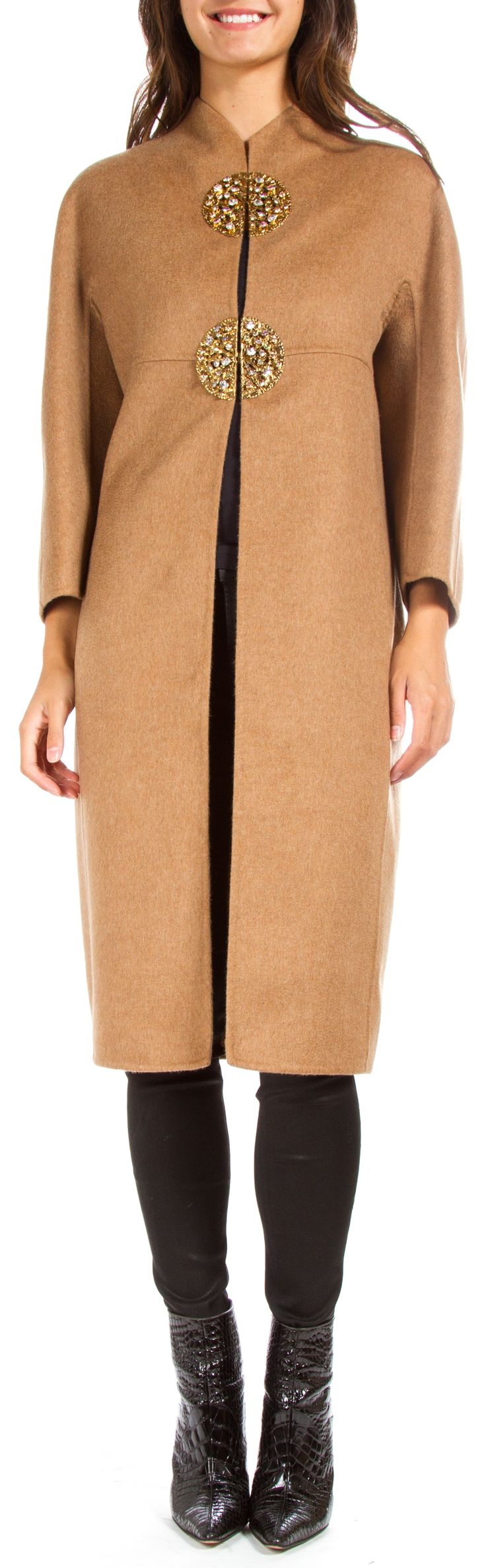 Rebecca Moses Coat @FollowShopHers