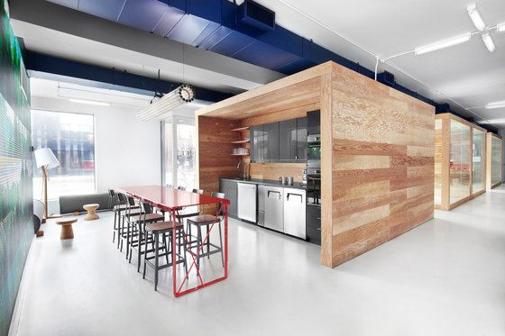 Common Good by MSDS Studio | Office facilities