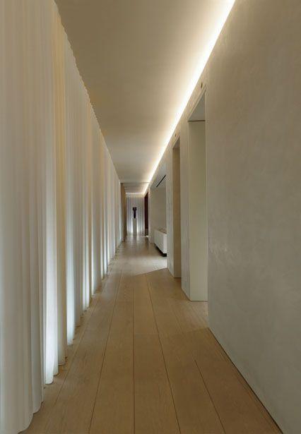 Charlotte Minty Interior Design: Ian Schrager's Penthouse at 40 Bond