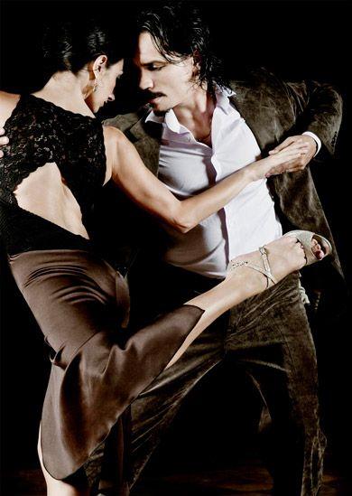 Ishka Michocka Tango Calendar 2013 September » Moira Castellano & Gaston Torelli