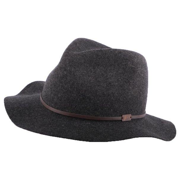 Chapeau Feutre Gris Jackman Bailey Le style sur Hatshowroom.com en #chapeau #casquette #bonnet