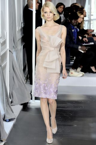 Subtly Extreme: Christian Dior Spring 2012 Couture: 50s Glamour