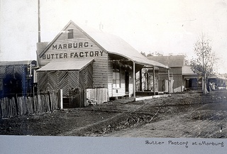 Marburg Butter Factory