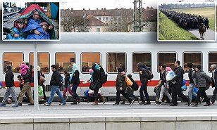 Migrant blunder splitting Germany in two: Weeks ago, Merkel threw open Germany's doors. Today, amid fears it's importing anti-Semitism, many worry their way of life is under threat