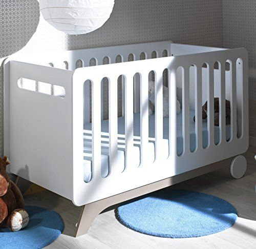 Soldes Alfred & Compagnie – Lit bebe… http://www.123bonsplans.fr/produit/soldes-alfred-compagnie-lit-bebe-evolutif-70x140-blanclin-victoire/