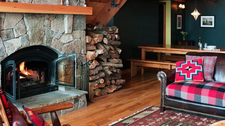 Tahoe cabin remodel