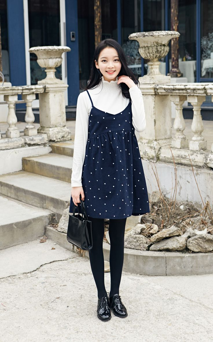 125 Best Images About Outfist Winter On Pinterest K Fashion Parkas And Black Tights