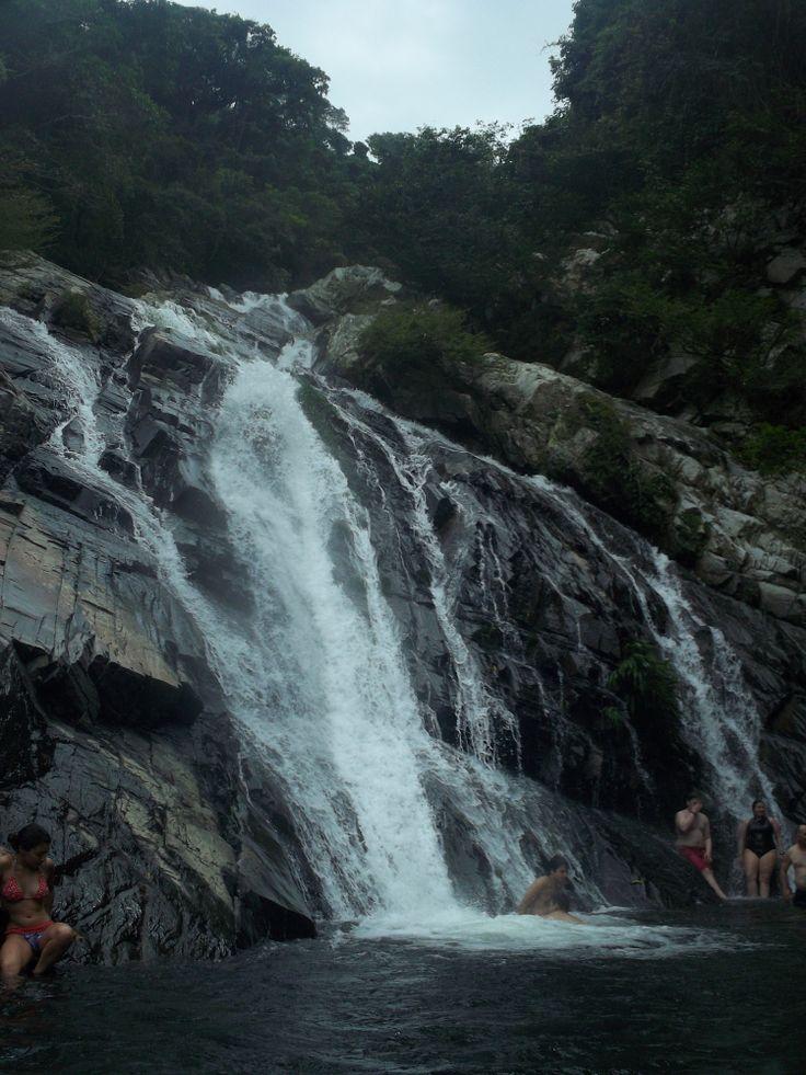 Quebrada Valencia.