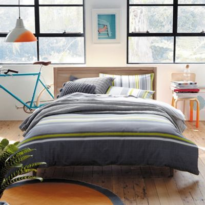 Sheridan Yellow 'Tomas' bed linen- at Debenhams.com