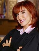 Judge Marilyn Milian (hate all court shows but this one..she is super cool)
