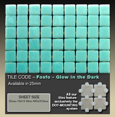 Glow in the Dark Tiles