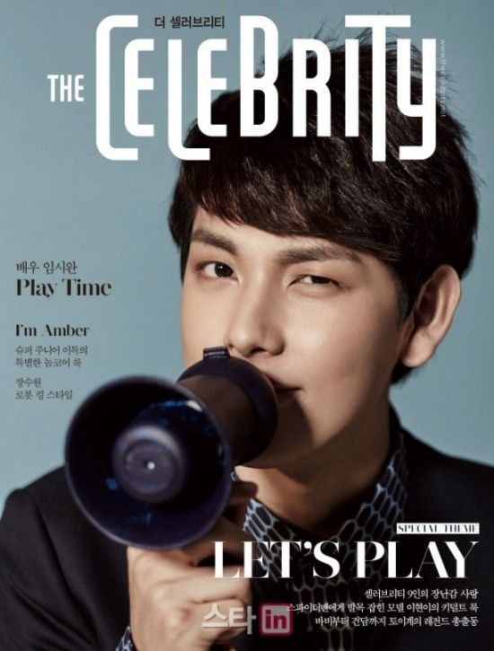 Siwan | The Celebrity March 2015 issue