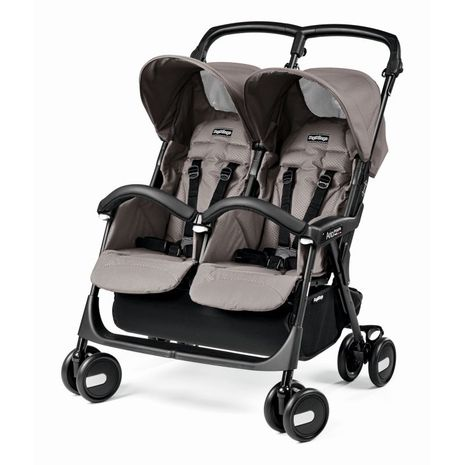 Accesorii bebelusi :: Carucioare copii :: Carucioare gemeni :: Aria Shopper Twin Peg Perego
