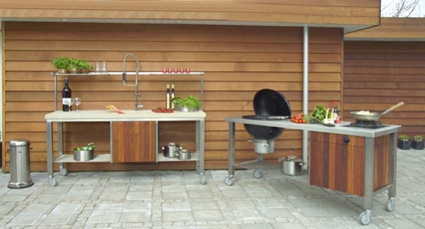 Viteo Modular Outdoor Kitchen | Open Barns + Outdoor Kitchens | Pinterest | Modular  Outdoor Kitchens, Kitchens And Patios
