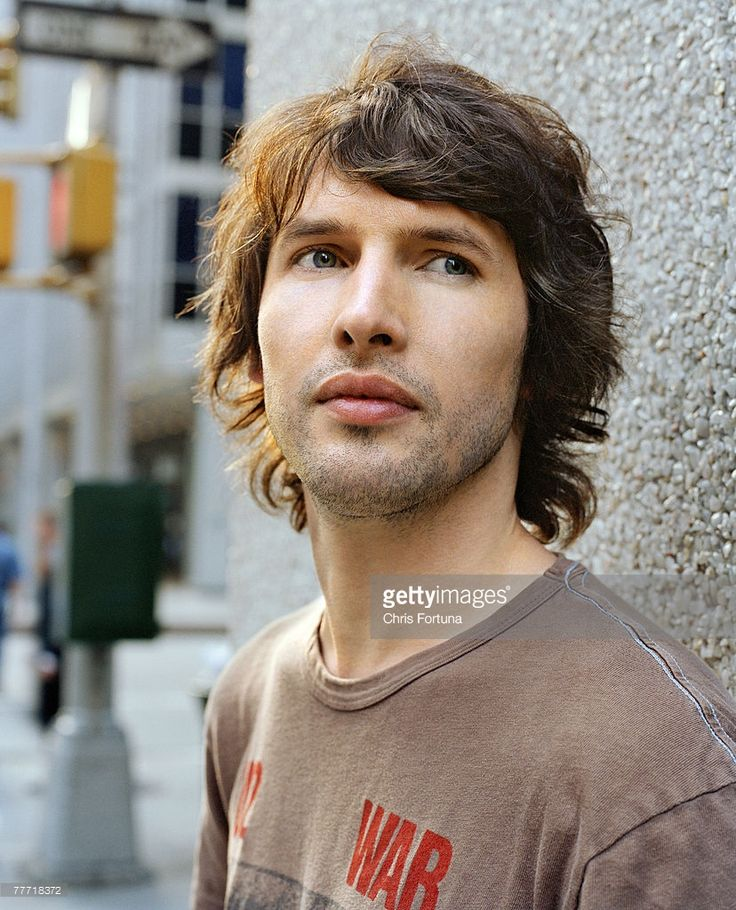 James Blunt; James Blunt by Chris Fortuna; James Blunt, YRB, November 1, 2005