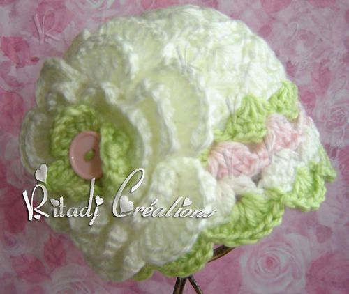Newborn Hat--BEAUTIFUL.  It is lovely, and I want one in my size.  Can that be done?