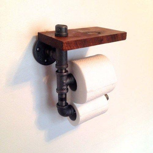 78 Ideas About Toilet Paper Storage On Pinterest Half