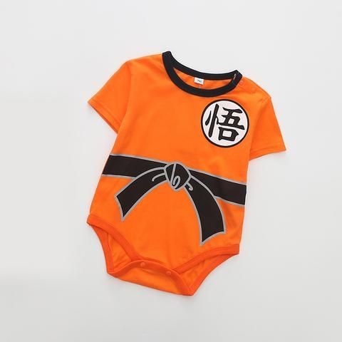aa57ddfb5 Summer cotton Baby Rompers Toddler Jumpsuit spring Baby Girls boys ...