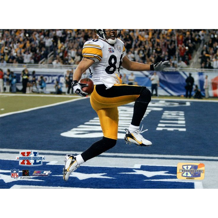 Hines Ward Super Bowl XL Touchdown Celebration 8x10 Photo (PF) - This is an Hines Ward 8x10 photo. Gifts > Collectibles > Nfl Memorabilia. Weight: 1.00