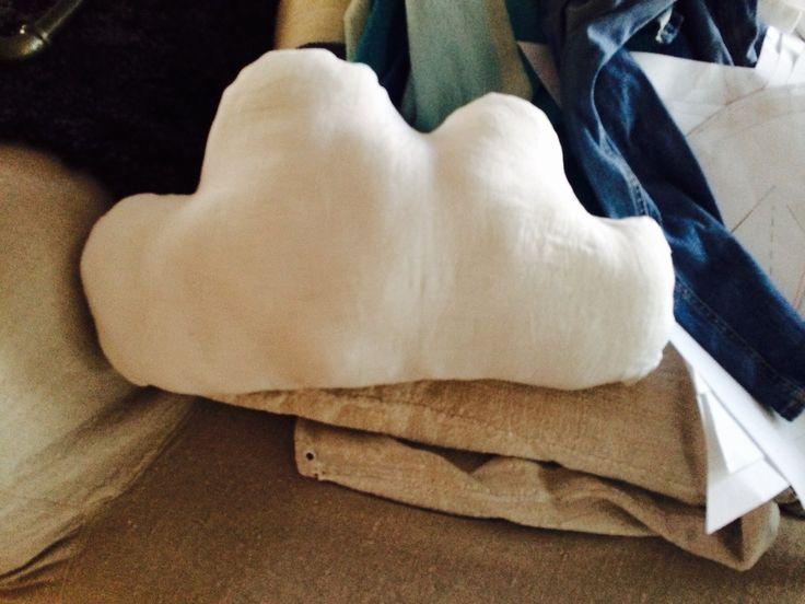 Kids cloud pillow