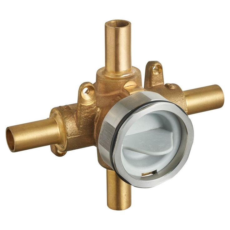 American Standard Flash Shower Rough In Valve With Stub Outs Ru102 In 2019 American Standard Faucet Repair Wall Installation