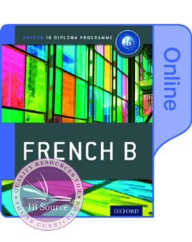 IB French B Online Course Book