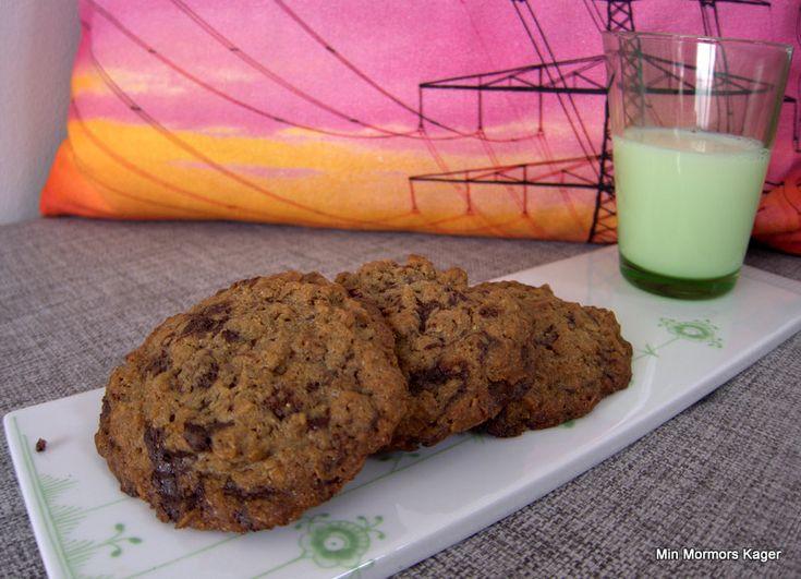 Fuldkornscookies m/ müsli