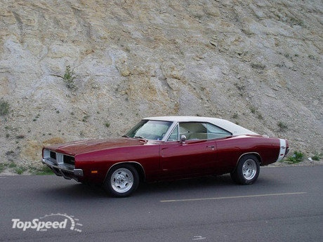 1960s Dodge Charger