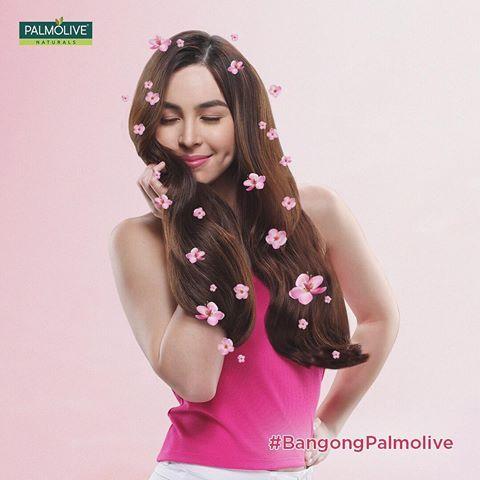 Check na check #BangongPalmolive! I always love how my hair smells with @palmoliveph