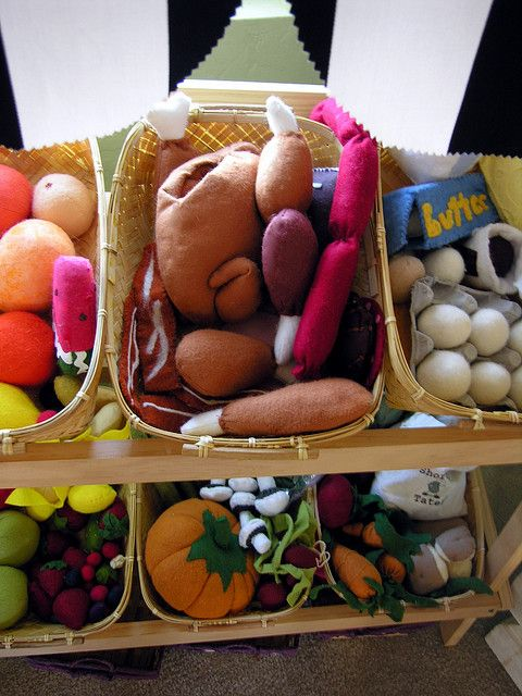 Felt and Craft #Market #craft, #felt #food #playfood