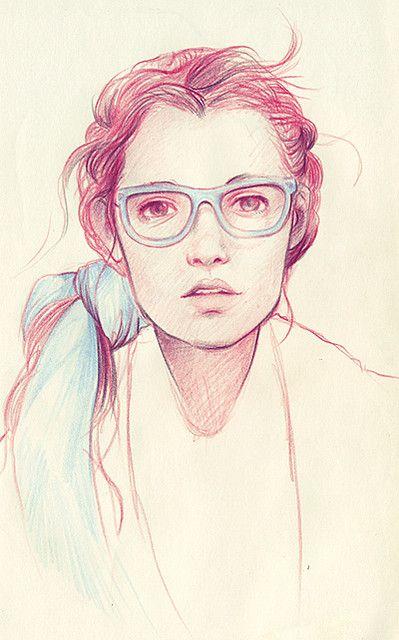 lovely illustration << saik nih skoy!
