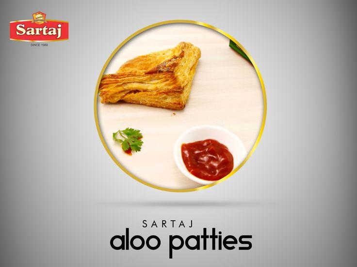 Sartaj Aloo patty !!  Favorite Snack of Everyone