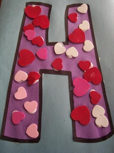Our Crafts ~N~ Things » Letter H