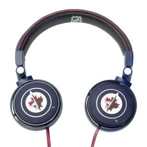 Winnipeg Jets headphones!