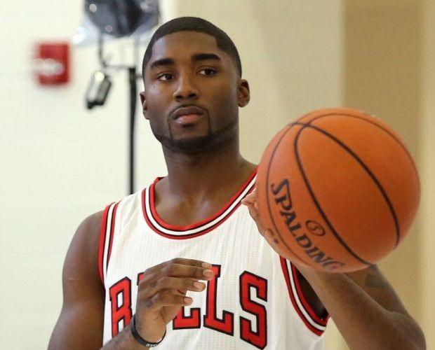 E'Twaun Moore Chicago Bulls