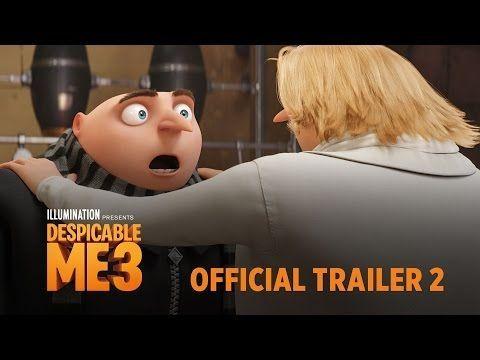 Despicable Me 3 Trailer 2 - Movie-Blogger.com