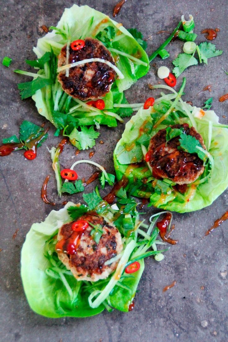 Asiatiske kjøttkaker, kjøttboller, oppskrift, matoppskrift, matblogg, Ina-Janine Johnsen, Mat På Bordet